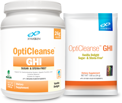 OptiCleanse GHI